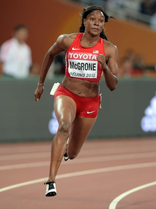 Track and Field: IAAF World Championships in Athletics-Evening Session