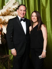 Jupiter Medical Center Foundation's 2017 Ball Chairpersons are Dr. Lee and Shari Fox