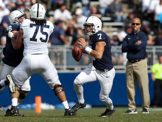 NCAA Football: Penn State Blue White Game
