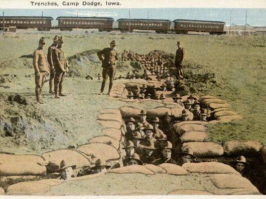 World War I Trenches (2)