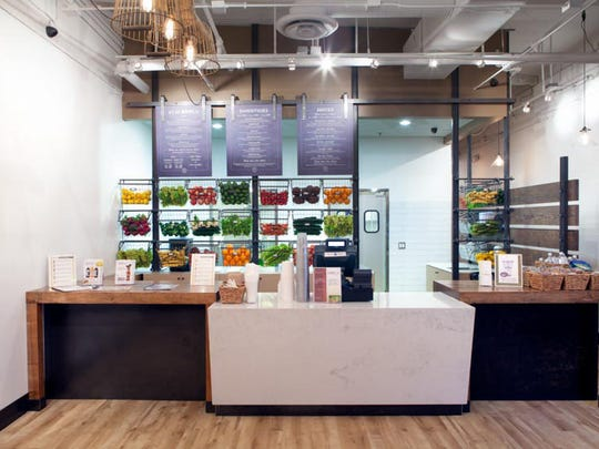 Nekter follows the successful concept of made-to-order