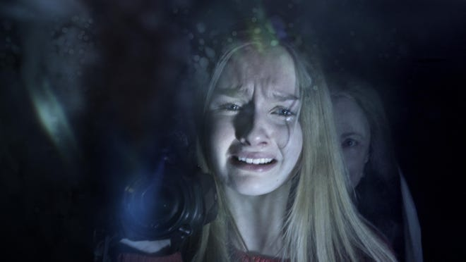 "Olivia DeJonge is sent to stay with her grandparents she has never met in ""The Visit."""