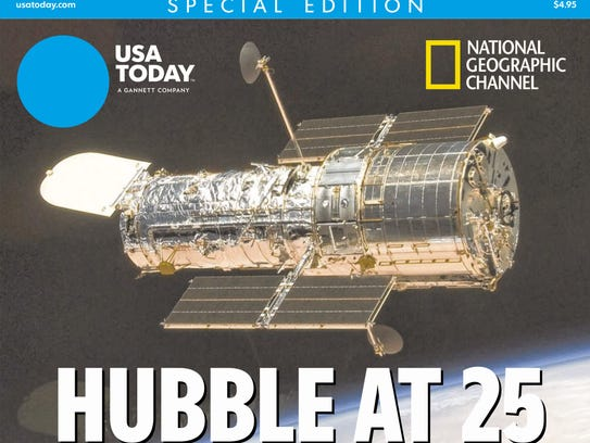 cover magazine hubble telescope - photo #39