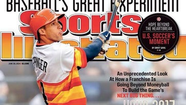 Sports Illustrated predicted the Houston Astros would win the 2017 World Series back in 2014