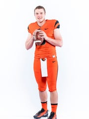 OSU quarterback recruit Jack Colletto played in 10 games last season at Arizona Western College.