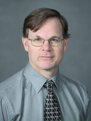 Brooks Blevins, MSU history professor