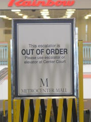 Metrocenter has struggled since losing anchor stores,