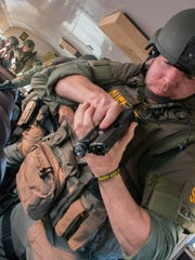 The festival will feature a SWAT scenario requiring the firefighter/paramedic members of the team to work hand-in-hand with their law enforcement counterparts.