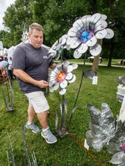All kinds of art is available at the annual Lake Country Art Festival at Naga-Waukee Park in Delafield.