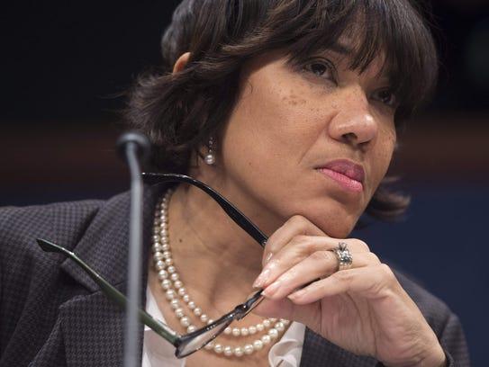 Flint Mayor Karen Weaver testifies about the lead levels