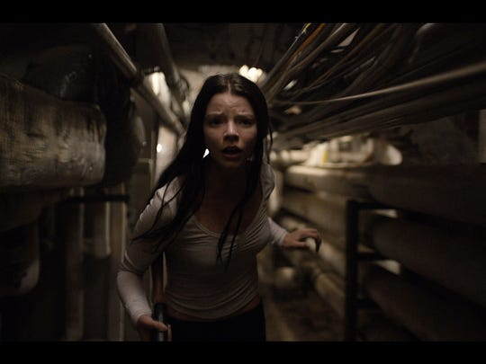 "Anya Taylor-Joy stars in ""Split."""