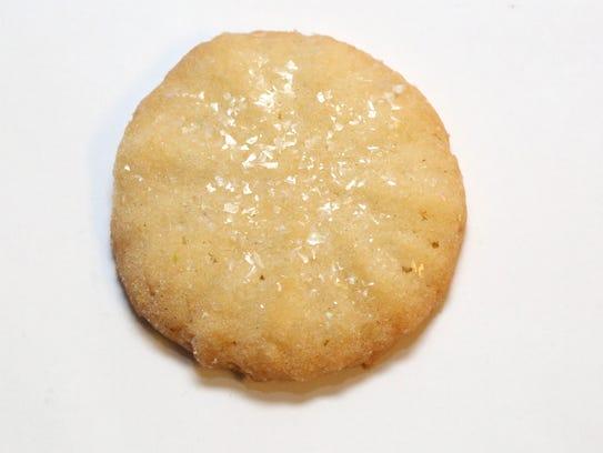 Czech Sugar Cookies