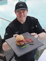 Chef Beau MacMillan of Elements at Sanctuary will headline the Taste of the Championship on Sunday, Jan. 10.