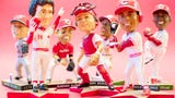 The National Bobblehead Hall of Fame and Museum has opened in Milwaukee with a collection of thousands of bobbling heads from sports, pop culture and politics. (Feb. 6)