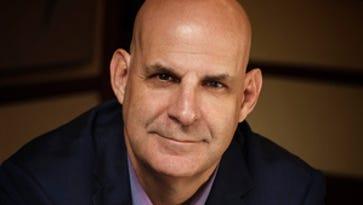 Author Harlan Coben talks his books, Gov. Chris Christie and author Dan Brown