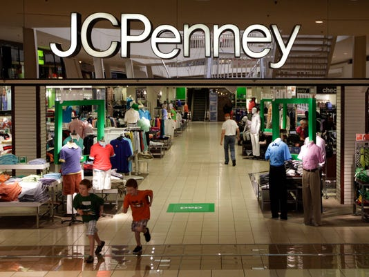 AP JC PENNEY STORE CLOSURES F FILE USA TX