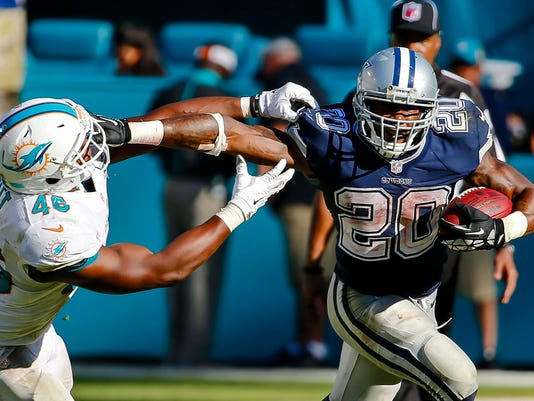 NFL: Dallas Cowboys at Miami Dolphins