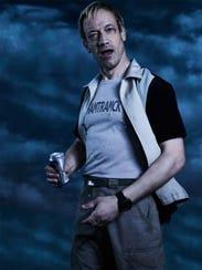 """Ted Raimi in """"Ash vs. Evil Dead>"""""""