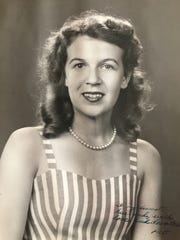 This is a photo of a Patricia Bossom, who died 2 1/2