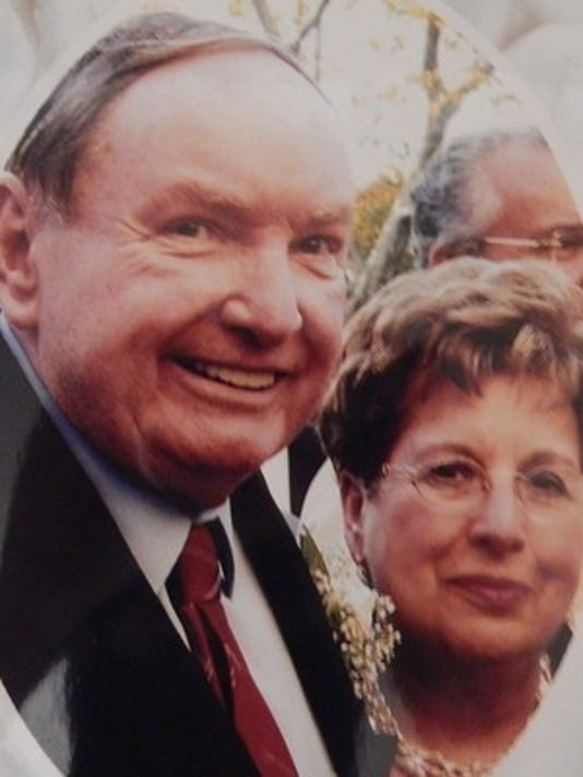 Anniversaries: Gerald Young & Katherine Young