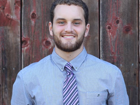 Micah Ropp, junior at Corban University and Associated Study Body Vice President of Community Engagement