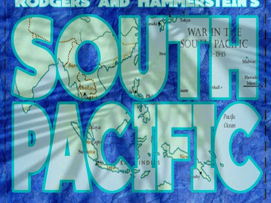 """South Pacific"" is being performed now through Saturday, Aug. 6, with no performance on Sunday, July 31, at Plays-in-the-Park, the Stephen J. Capestro Theater within Roosevelt Park, 1 Pine Drive, Edison."