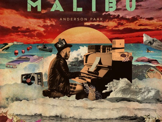 """""""Malibu"""" by Anderson .Paak."""