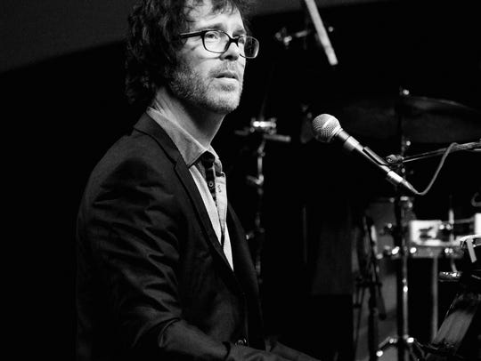 Ben Folds performs one of concert that is part of six