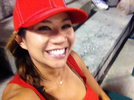 Teresa Nicol Kimura, one of the people killed in Las Vegas after a gunman opened fire on Oct. 1, 2017, at a country music festival.