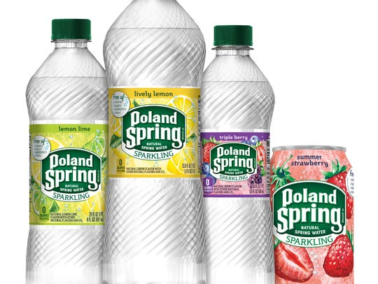 Nestle Waters is launching a sparkling-water line for