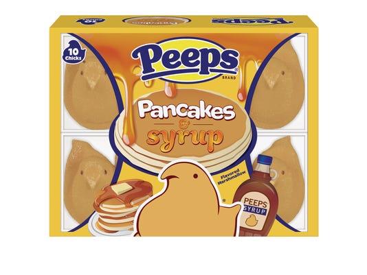 Pancake Peeps