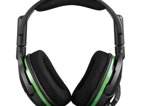 The Turtle Beach Stealh 700 Series wires headset for