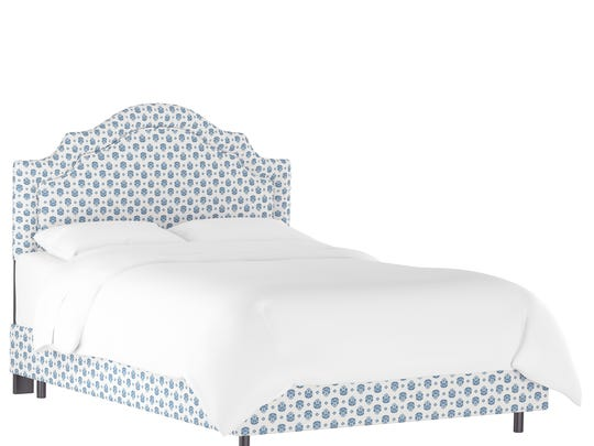The Nora bed is part of online interior design firm