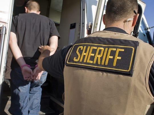 La Oficina del Alguacil del Condado Maricopa todavía