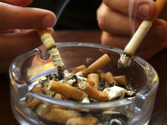 New York wants to ban cigarettes and other smoking products that have single-use filters, saying they are bad for the environment and do not improve public health.