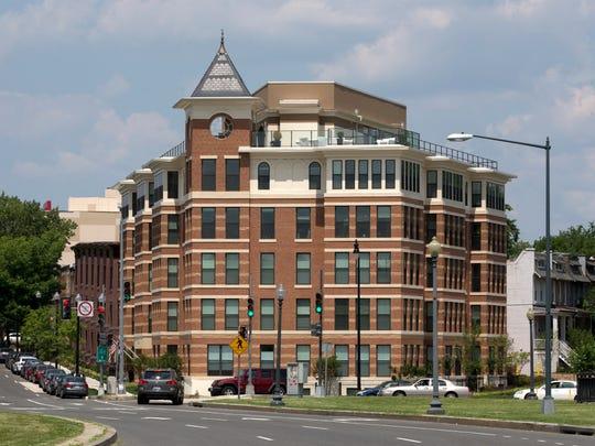 1600 Pennsylvania Avenue SE is seen in Washington