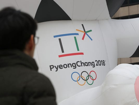 AP SOUTH KOREA WINTER OLYMPICS I OLY KOR
