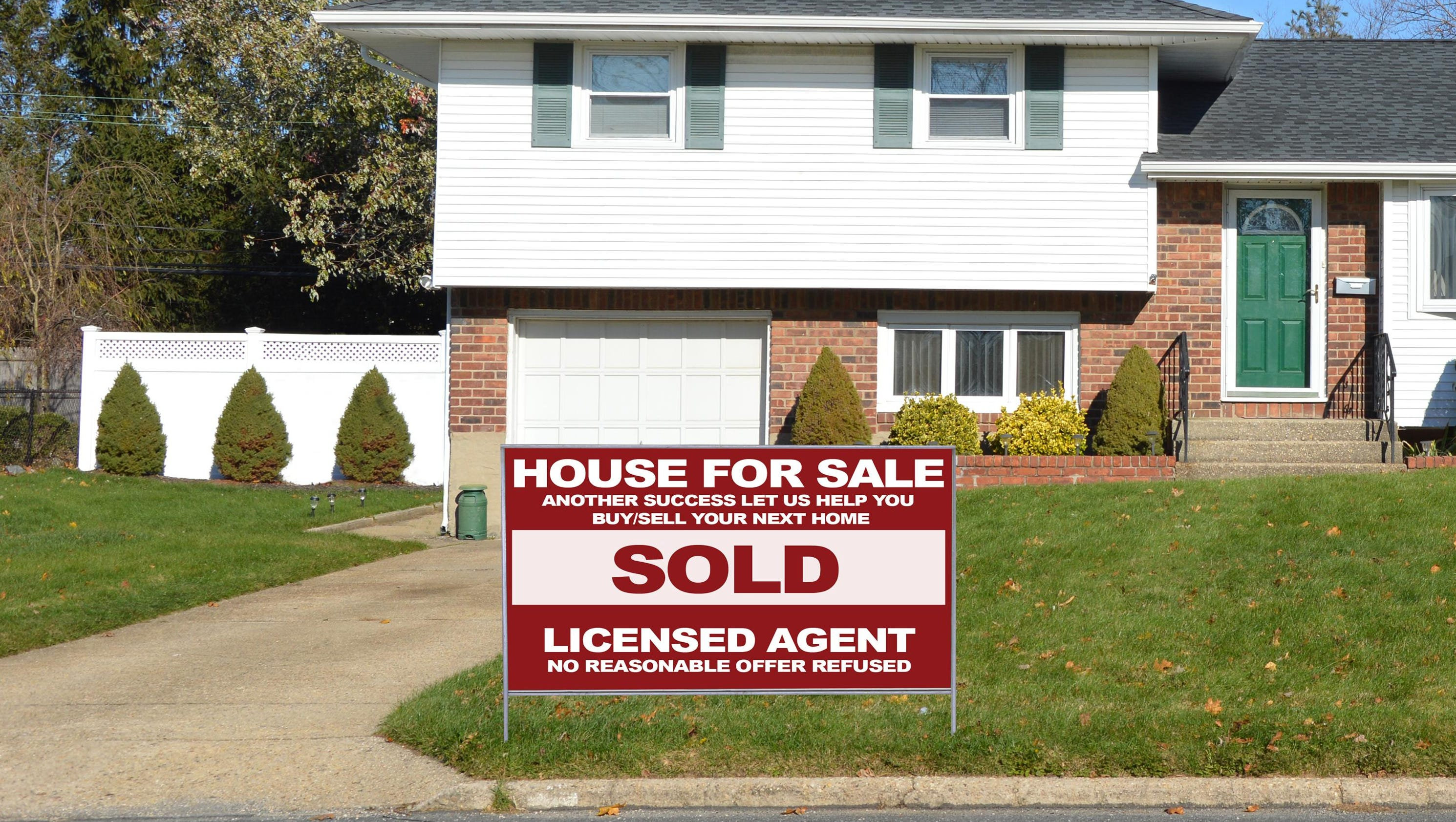 How much Chenango County property sales