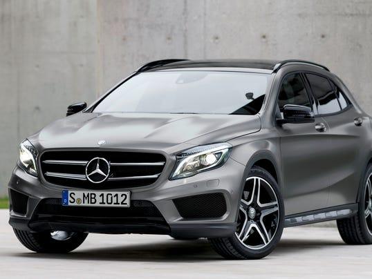 2015 Mercedes-Benz GLA SUV