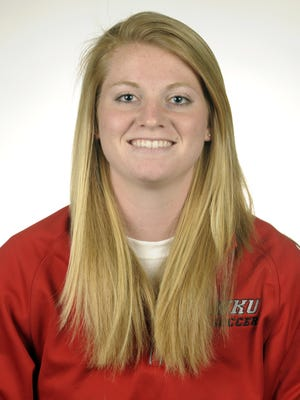 Former WKU goalkeeper Libby Stout dreams of one day playing for the USWNT.