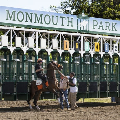 Monmouth Park is emposing a $1,000 return fee for each