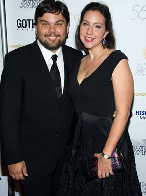 Married songwriting team Robert Lopez and Kristen Anderson-Lopez share their rules for collaborating married couples.