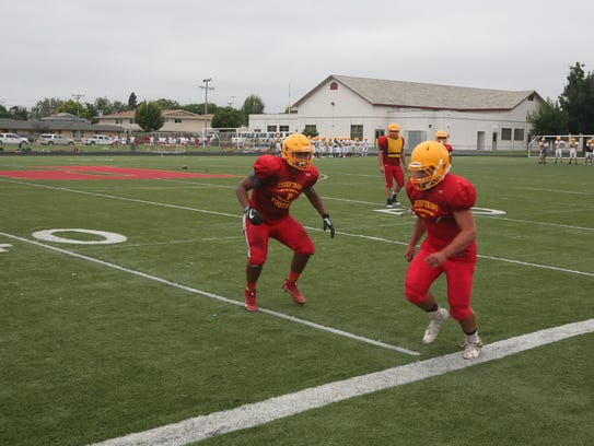 Palma head coach Jeff Carnazzo said the Chieftains