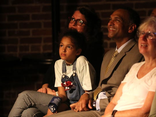 The Tallahassee Democrat hosts The Storytellers Project,