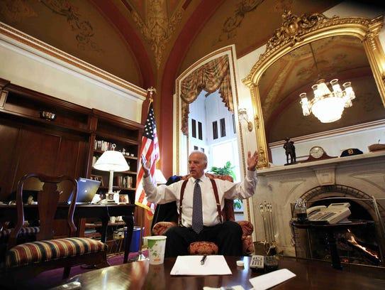 A Peek Inside The Senate S Secret Offices