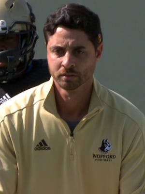 Jon Wheeler, a former player and coach at Wofford College, is the new football coach at St. Joseph's Catholic School.
