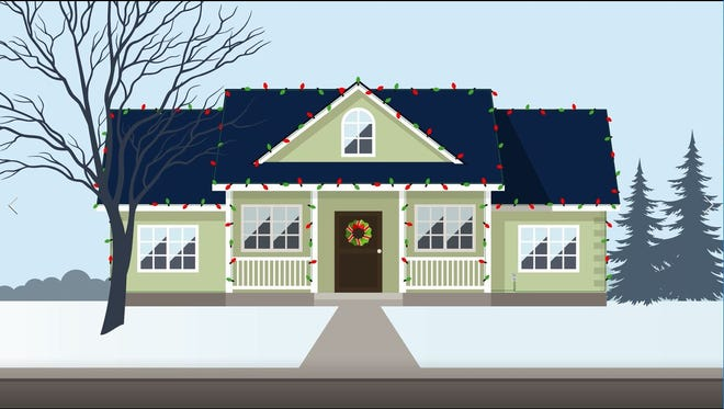 As you deck the halls, trim the tree and illuminate your house with lights that sparkle and shine, keep safety top of mind.