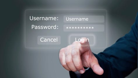 Two-factor authentication can help keep you more secure.