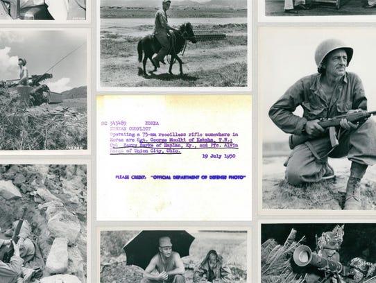 Korean-War-snapshots