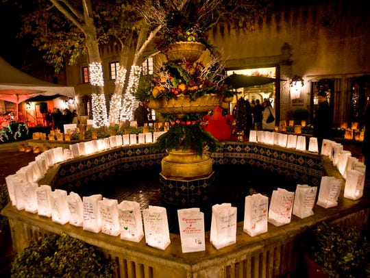The Festival of Lights at Tlaquepaque entails lighting